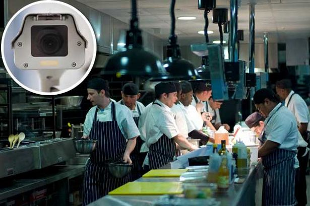 CCTV in Restaurants and Bars