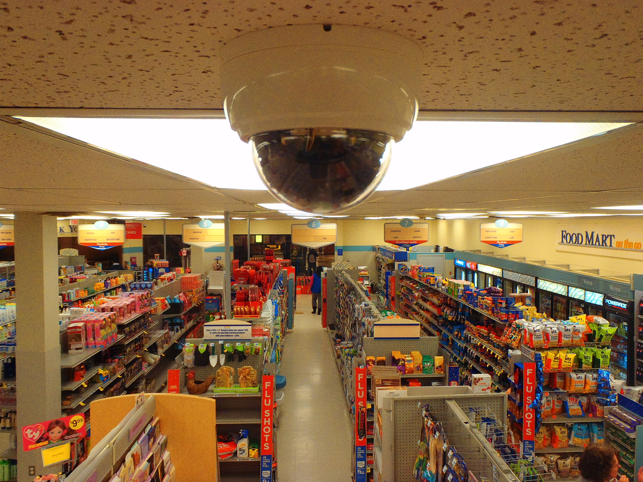 CCTV in Retail Stores by Eoxys Smart Solutions