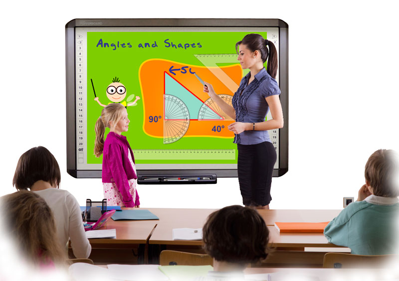 Eoxys Smart Solutions - Smart Classroom Solution
