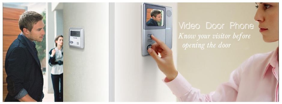 Video Door Phone by Esec